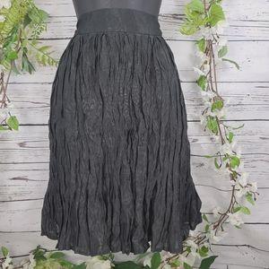 Chloé Crinkled Skirt